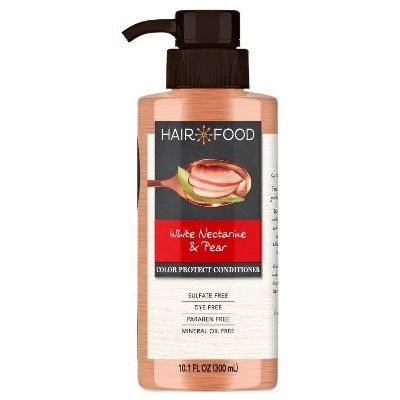 Hair Food White Nectarine and Pear Conditioner