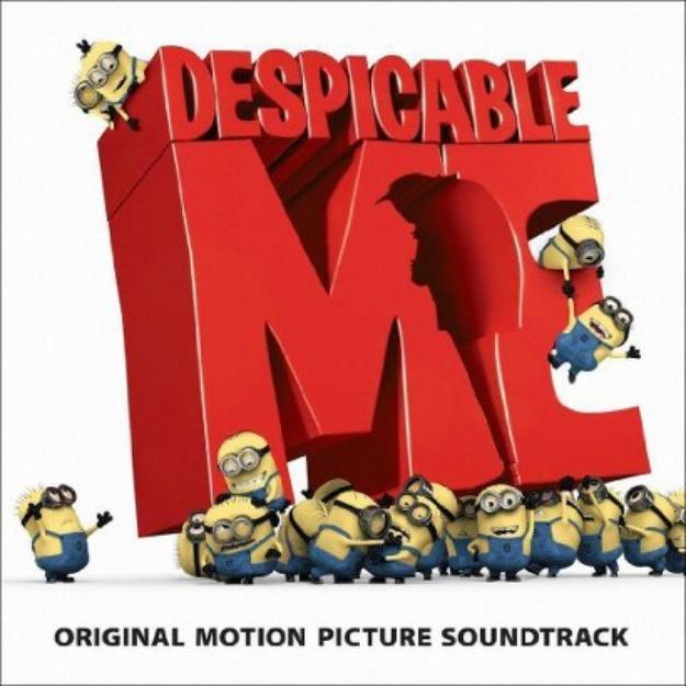 Despicable Me - Original Soundtrack - CD