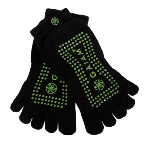 Gaiam Yoga Grippy Yoga Socks