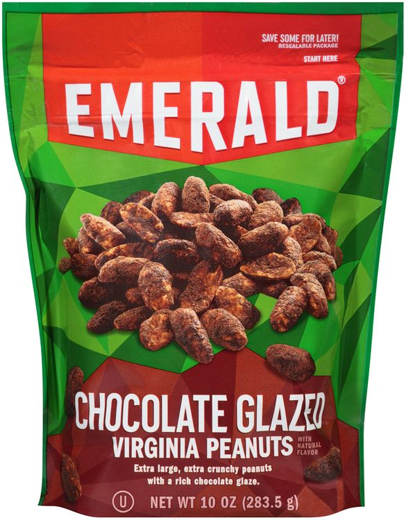 Emerald® Chocolate Glazed Virginia Peanuts