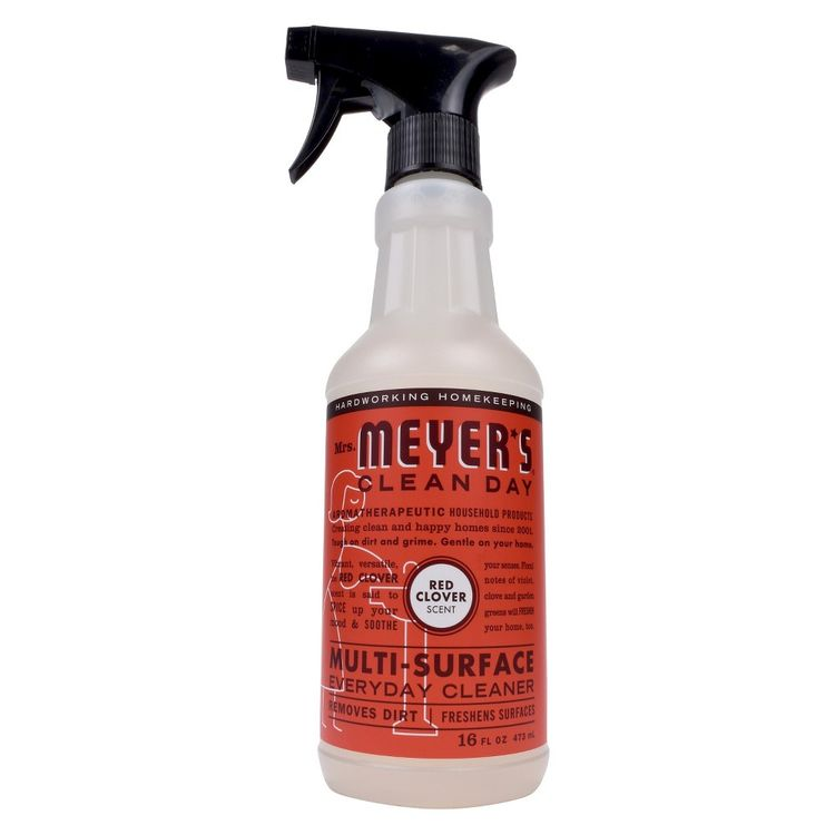 Mrs. Meyer's Clean Day Red Clover Multi-Surface Everyday Cleaner