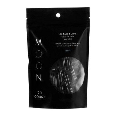 Moon Clean Slide Flossers Mint 90pk Reviews 2020