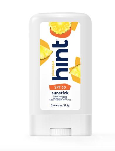 hint® pineapple sunstick