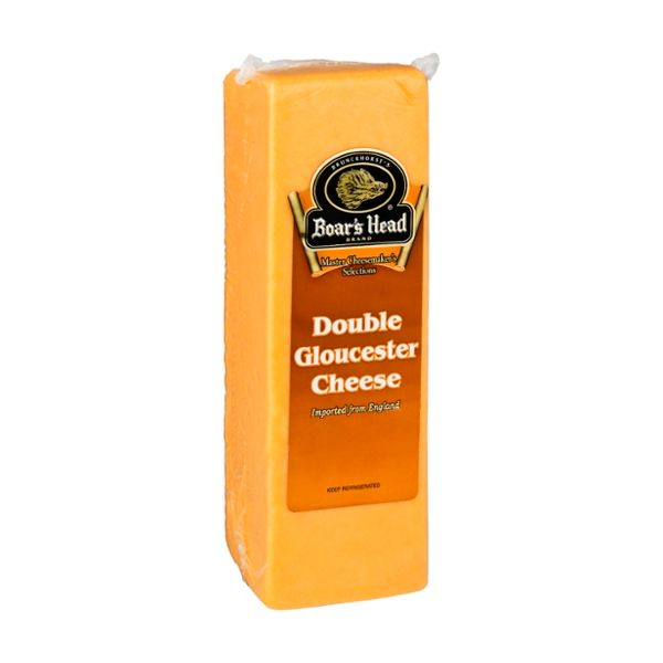 Boar's Head Master Cheesemaker Selections Cheese Double Gloucester