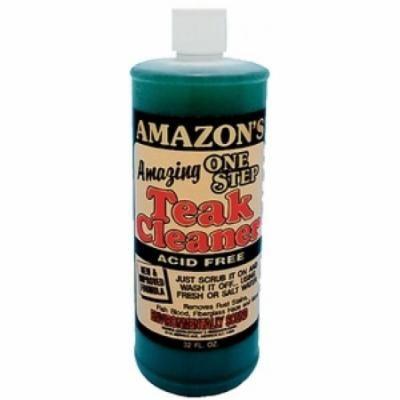 Amazon's One Step Teak Cleaner Qt TC-250