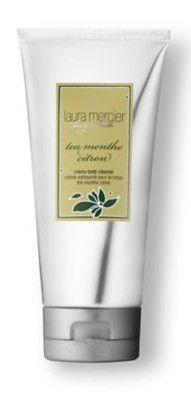 Laura Mercier Tea Menthe Citron Crème Body Cleanse