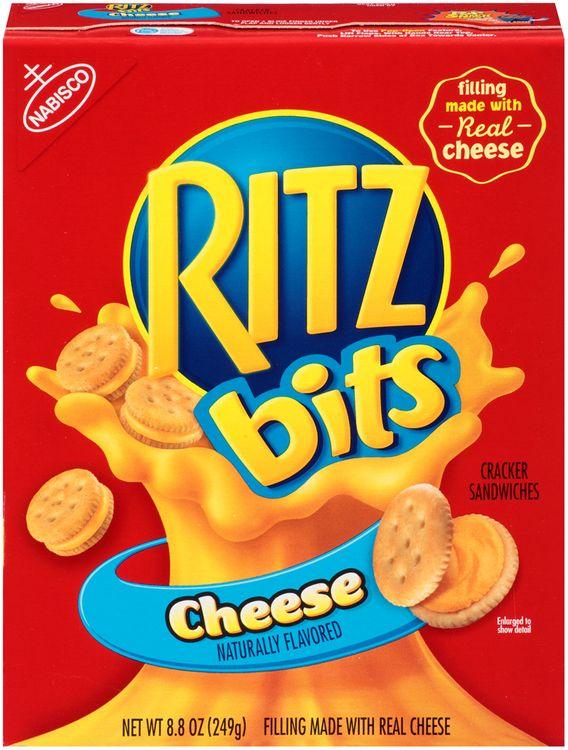 RITZ Bits Crackers Cheese