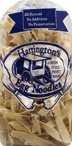 Harringtons 401653 Egg Noodles 9 oz.