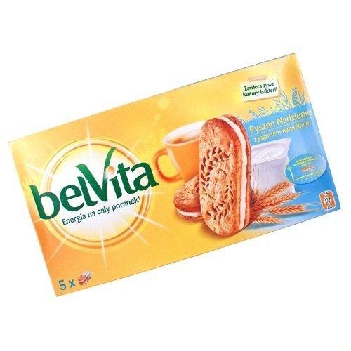 Belvita Biscuits with Yoghurt Filling (253g/ 8.92 Oz)
