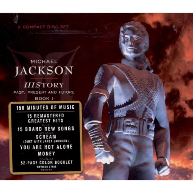 Epic Michael Jackson - HIStory: Past, Present and Future, Book I