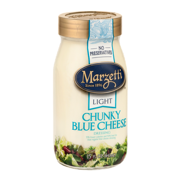 Marzetti Dressing Light Chunky Blue Cheese