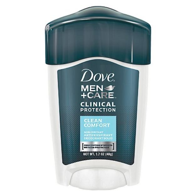Dove Men+Care Clean Comfort Clinical Protection Antiperspirant