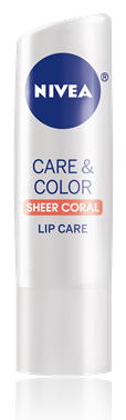 NIVEA Care & Color Lip Care