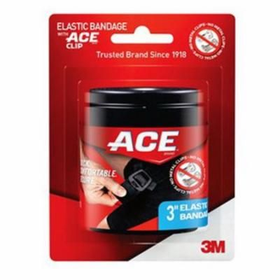 Ace Elastic Bandage With Clip, 3 Inch Width - 1 Ea
