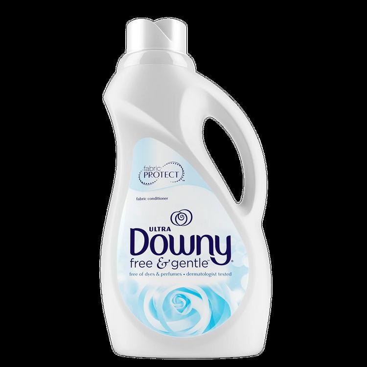 Ultra Downy Free Gentle Liquid Fabric Softener