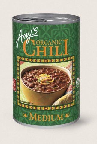 Amy's Kitchen Organic Medium Chili