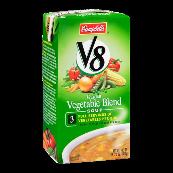 V8® Garden Vegetable Blend Soup
