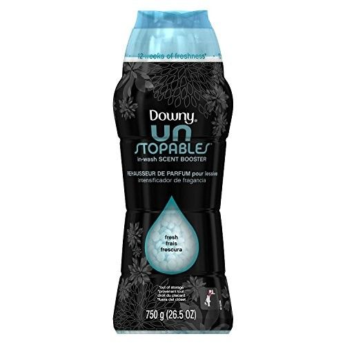 Downy Unstoppables In-Wash Scent Booster Beads, Spring Scent, 750 g