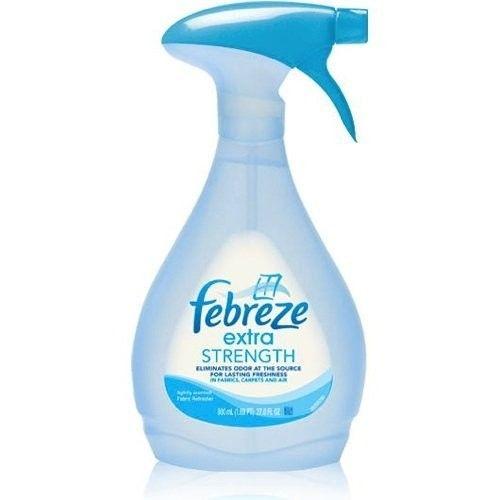 Febreze Fabric Refresher Extra Strength 27 oz. (Pack of 9)