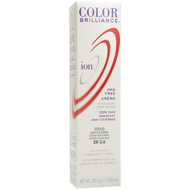 Ion Color Brilliance Permanent Creme Hair Color