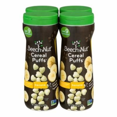 Beech-Nut Cereal Puffs Banana - 4 CT1.48 OZ