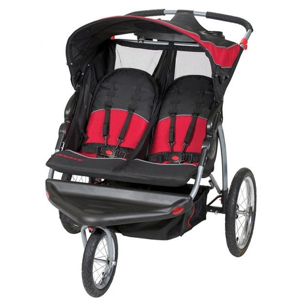 Baby Trend® Expedition® Double Jogger Stroller Reviews 2020