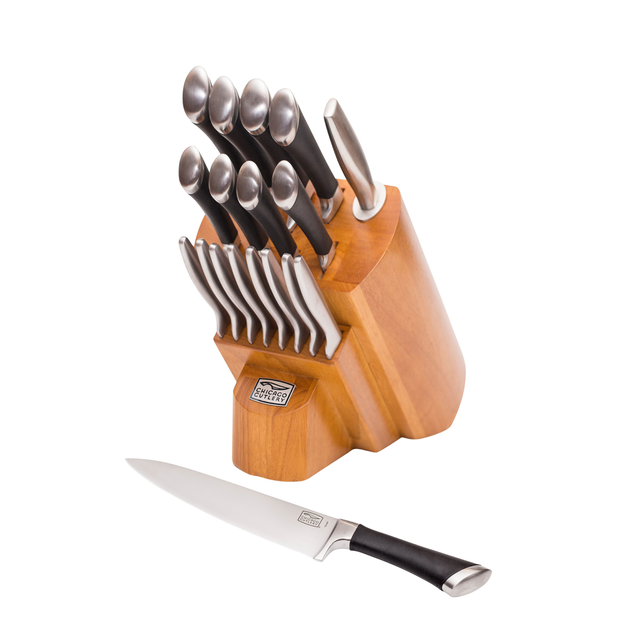 Chicago Cutlery Fusion 18-Piece Cutlery Set