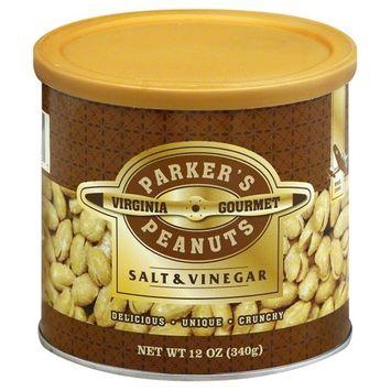 Virginia Peanuts Salt & Vinegar Peanuts, 12 Oz.