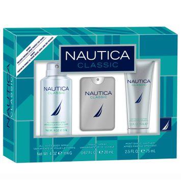 Nautica Classic Gift Set, 3 pc