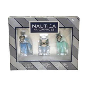 Nautica The Nautica Collection 3 Piece Gift Set for Men