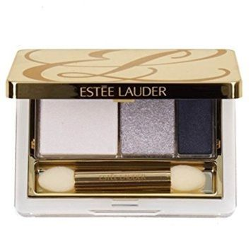 Estee Lauder Pure Color Instant Intense Trio Eye Shadow, Smoked Chrome- REFILL