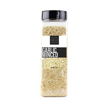 Hayllo Garlic Minced, 14 Ounce Bag [Minced Garlic]