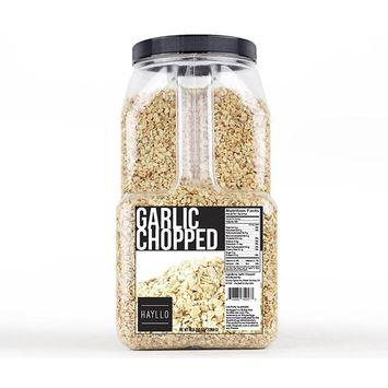 Hayllo Dehydrated Garlic Chopped, 5 Pound [Chopped Garlic]