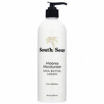 South Seas Moorea Moisturizer Shea Butter Lotion (16 Oz)