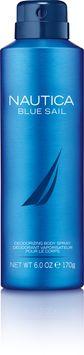 Nautica Fragrances Coffret Men's Blue Sail Deodorizing Body Spray