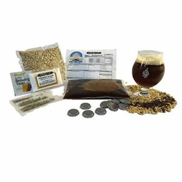 1 Gallon Table Top Nano-Brew Smoking Scotsman Scottish Ale (Partial Mash) Recipe