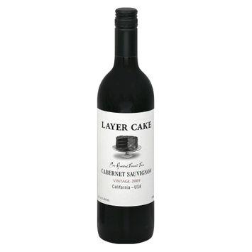 Layer Cake California 2009 Cabernet Sauvignon Wine