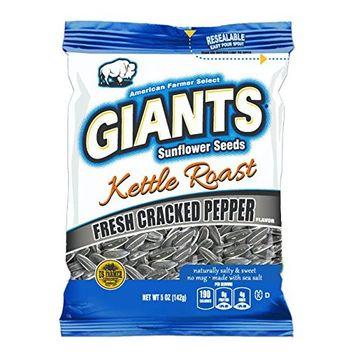Fresh Cracked Pepper Kettle Roast - 5 oz. Bags (12 count case)