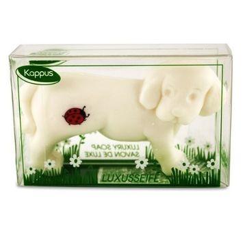 White Dog Soap 50g bar by Kappus