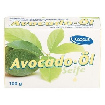 Kappus Avocado Oil Soap 100 g bar