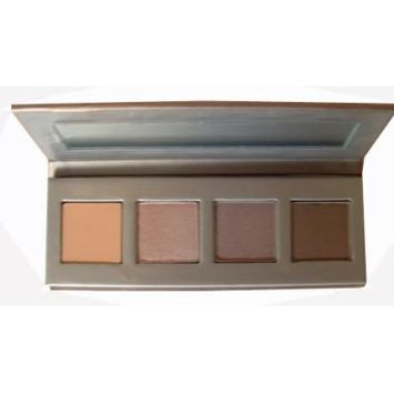 Mally Beauty Eye Shadow Palette (Radiant Taupe)