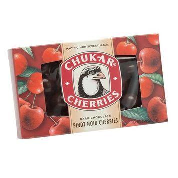 Chukar Cherries Dark Chocolate Pinot Noir Cherries, 2.75 oz