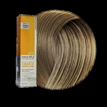 Zotos AGEbeautiful Anti-Aging Demi Permanent Liqui-Creme Haircolor 7N Dark Blonde