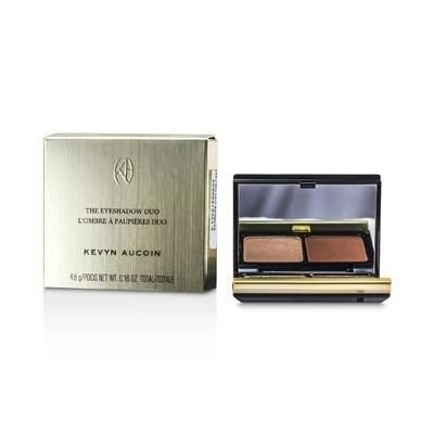 Kevyn Aucoin Eye Shadow Duo, Cool Tan/Ruddy Earth, 0.16 Ounce by Kevyn Aucoin