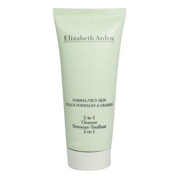 Elizabeth Arden 2 in 1 Cleanser for Normal/ Oily Skin