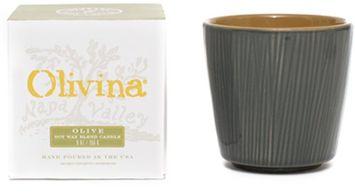 Olivina Ceramic Candle