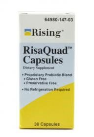 RisaQuad Probiotic Dietary Supplement