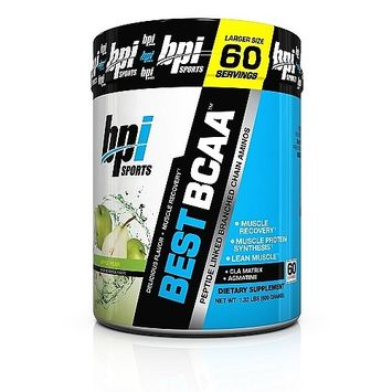 BPI Sports Best BCAA - 60 Servings Apple Pear