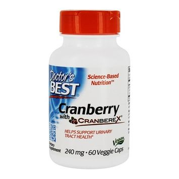Doctor's Best - Cranberry with Cranberex Urinary Tract Health