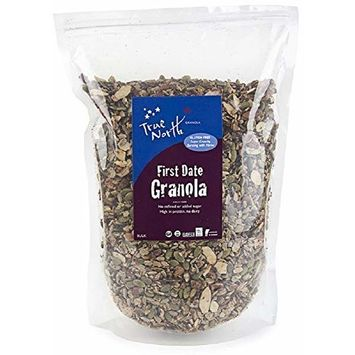 Bulk First Date Granola, Low Sugar and High Protein by True North Granola